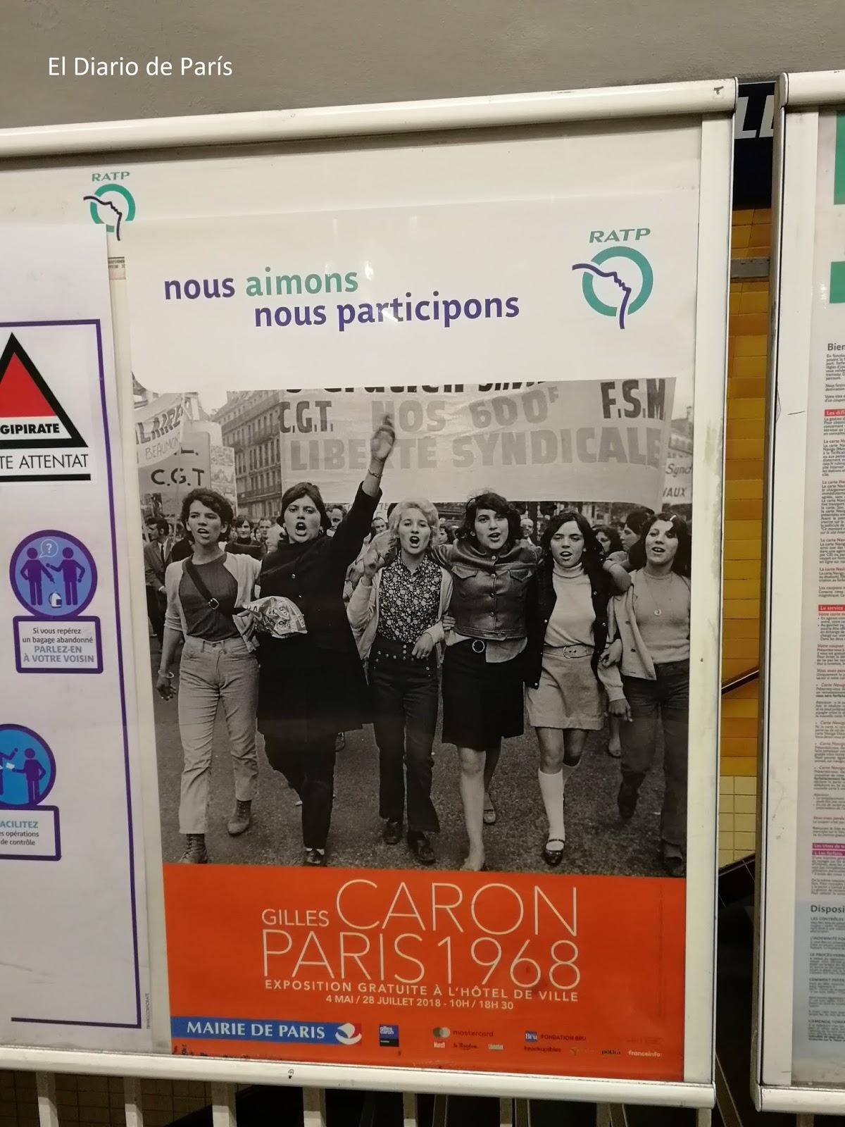 El Diario de París: 2018
