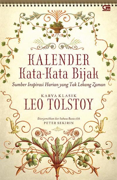A Calendar of Wisdom karya Leo Tolstoy PDF A Calendar of Wisdom karya Leo Tolstoy PDF