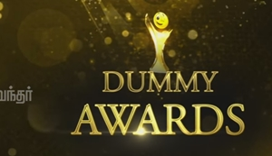 Dummy Awards 24-10-2016 Vendhar TV Comedy Show