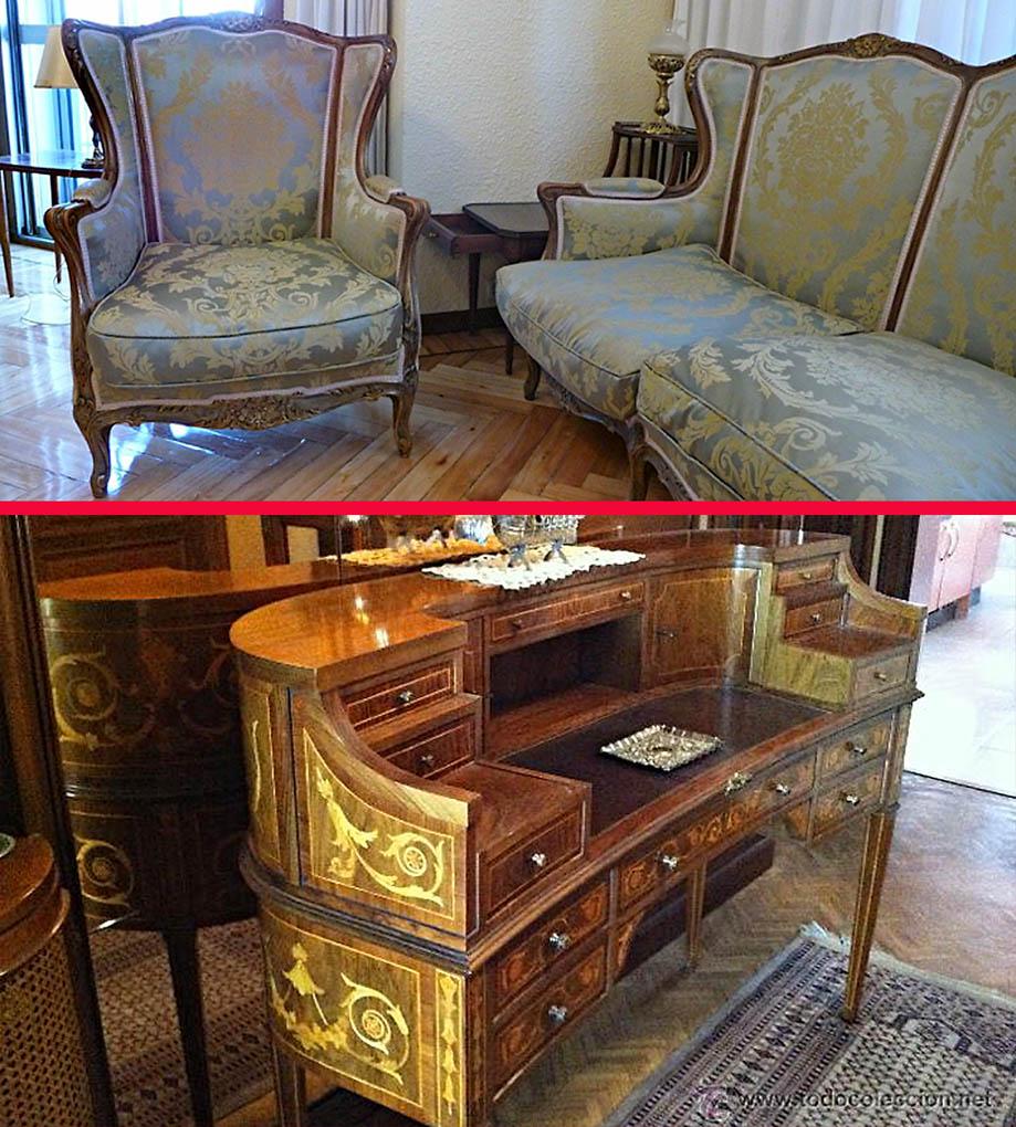 Es zaragoza exposici n sobre muebles loscertales - Muebles rey zaragoza ...