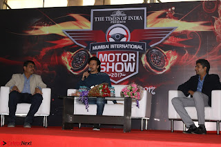 Tiger Shroff Launches Mumbai International Motor Show 2017 029.JPG