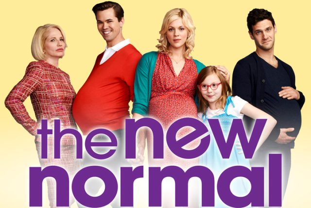 The new normal, 2