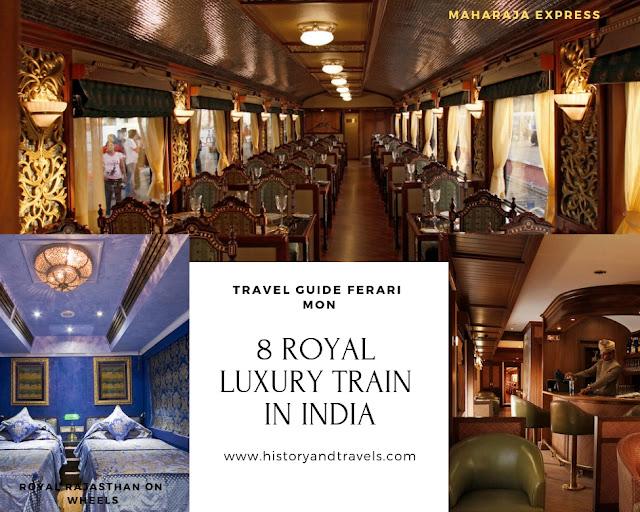 India Railways | Royal Train in India | 8 Luxury Train in India