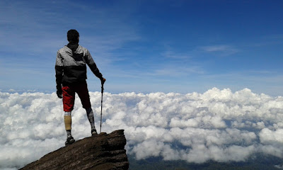 Lokasi Gunung Raung Gunung Berapi Kerucut Di Jawa Timur