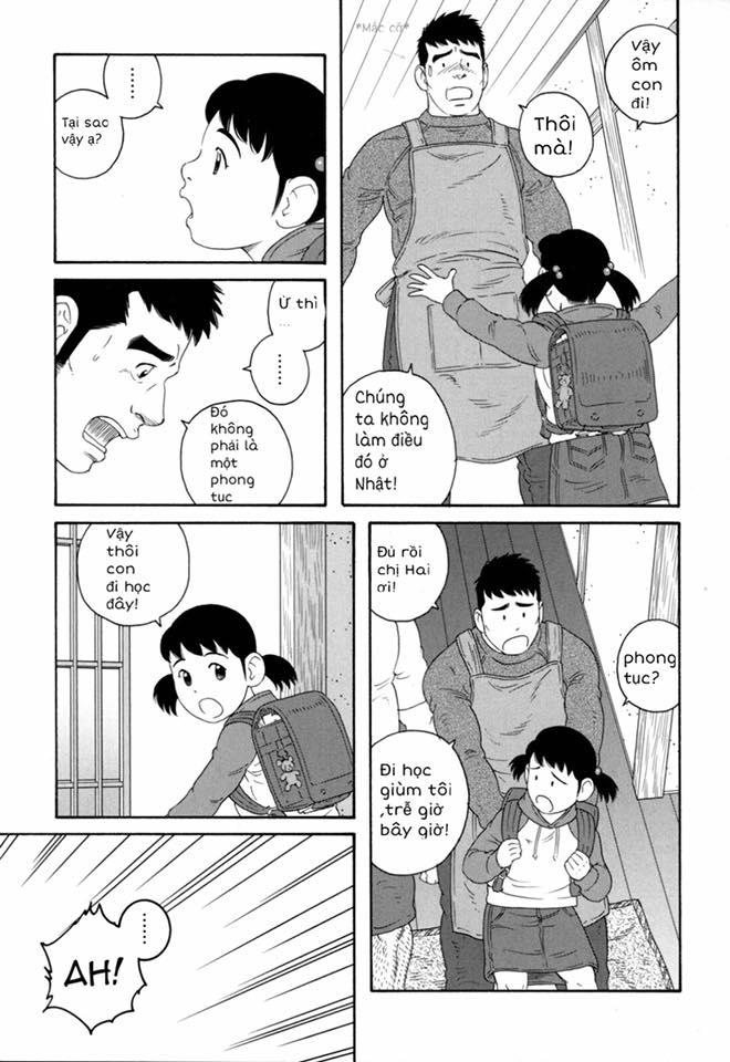 Người chồng của em tôi-Chap 10 Vol.2 - Tác giả Gengoroh Tagame - Trang 12