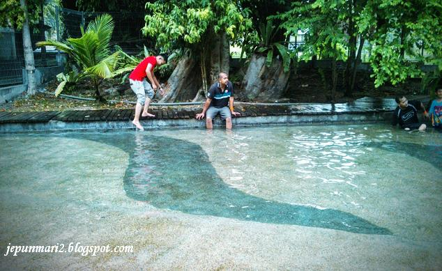 bercuti di Felda Residence Hot Springs Sg. Klah, Sungkai Perak