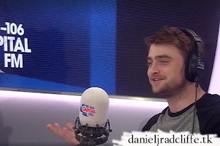 Daniel Radcliffe on Capital FM Breakfast Show
