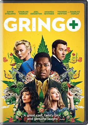 Gringo (2018) DVD