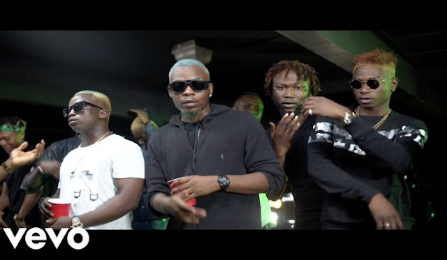 OFFICIAL VIDEO: Olamide – Wavy Level