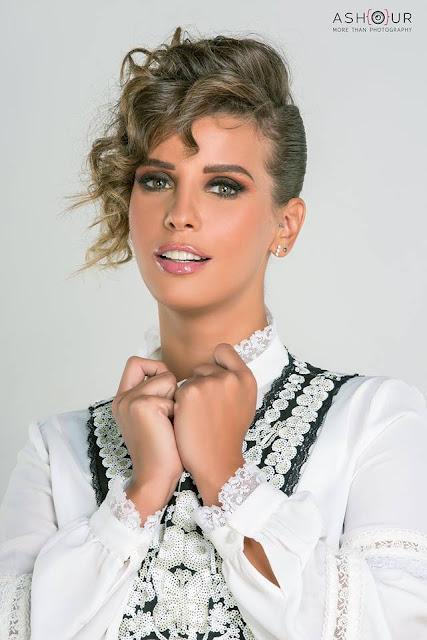 النجمة ايمان العاصى .. بعدسة الفنان محمود عاشور .. ❤️😘😍