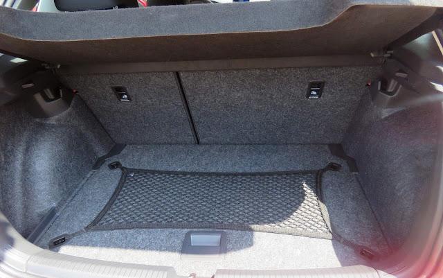 VW Polo 2018 Comfortline - Porta-Malas Save + Rede