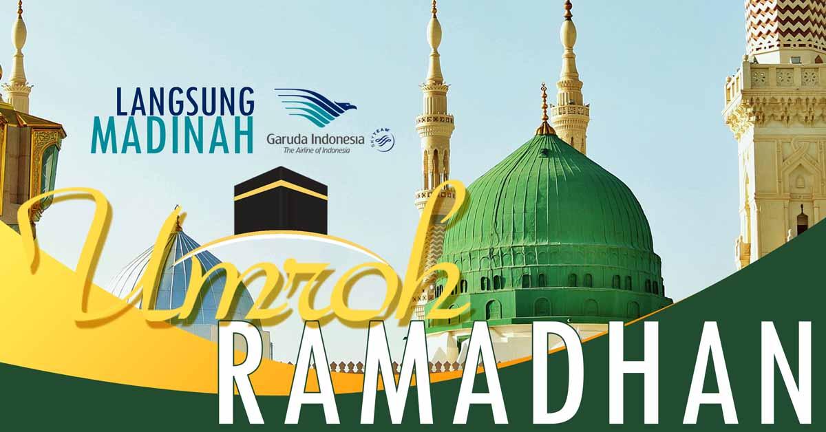Umroh Bulan Ramadhan 2019