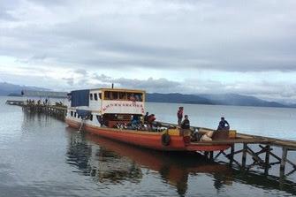 Amazing Keindahan Wisata Dermaga Tokalimbo di Luwu Timur Sulawesi Selatan