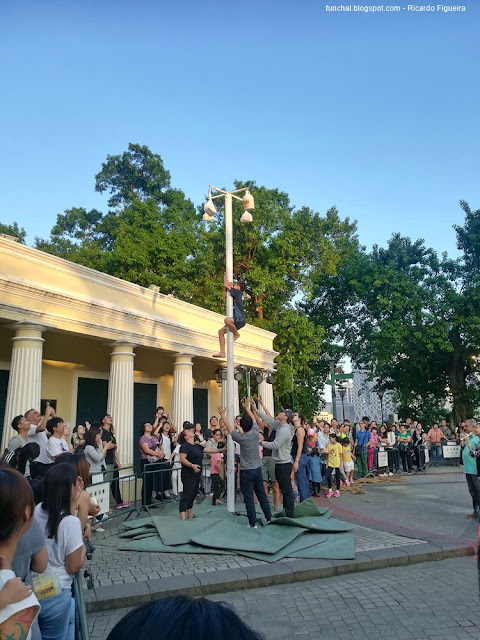 21º FESTIVAL DA LUSOFONIA - MACAU - LARGO DO CARMO