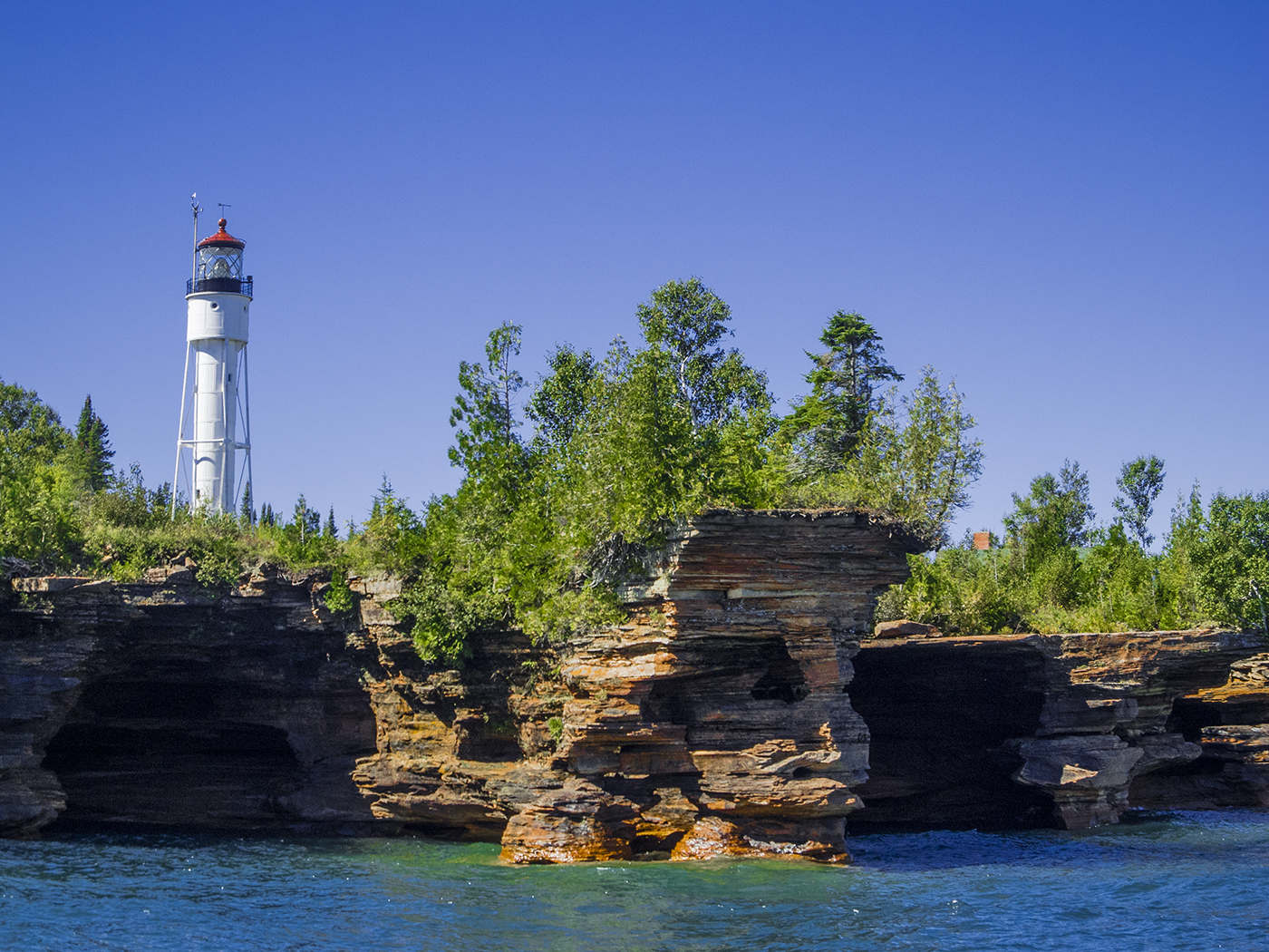Devil S Island Lighthouse