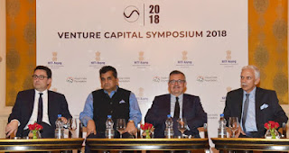 NITI Aayog's Venture Capital Symposium 2018 held in New Delhi
