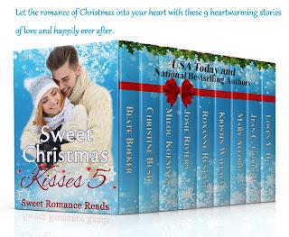 Sweet Christmas Kisses 5 Buy Links