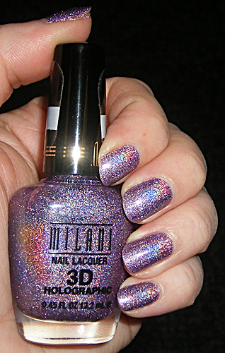 xoxoJen's swatch of Milani 3d in #514 Hi Res