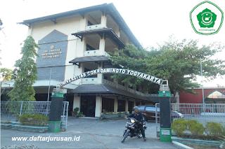 Daftar Fakultas dan Program Studi UCY Universitas Cokroaminoto Yogyakarta
