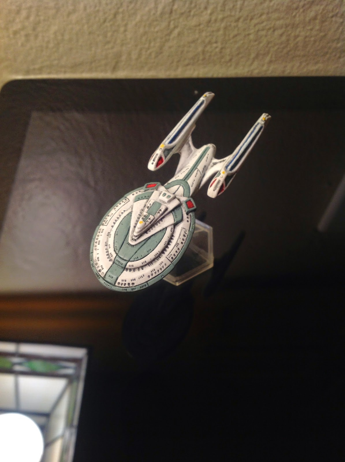 Miniature Star Trek