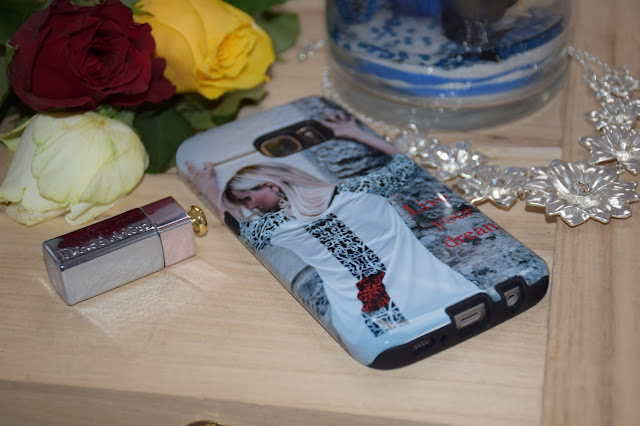 cover personalizzate gocustomized come personalizzare la cover del proprio cellulare idee regalo san valentino  mariafelicia magno fashion blogger colorblock by felym blogger italiane accessori donna profumo dior cover personalizzata per samsung galaxy s7