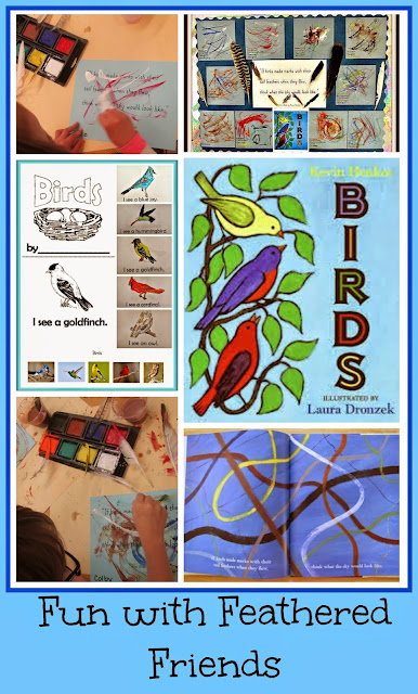 the use of color in birds by kevin henkes The color of birds book activities for birds by kevin henkes, including bird watching center for kids, sorting and patterning with feathers.