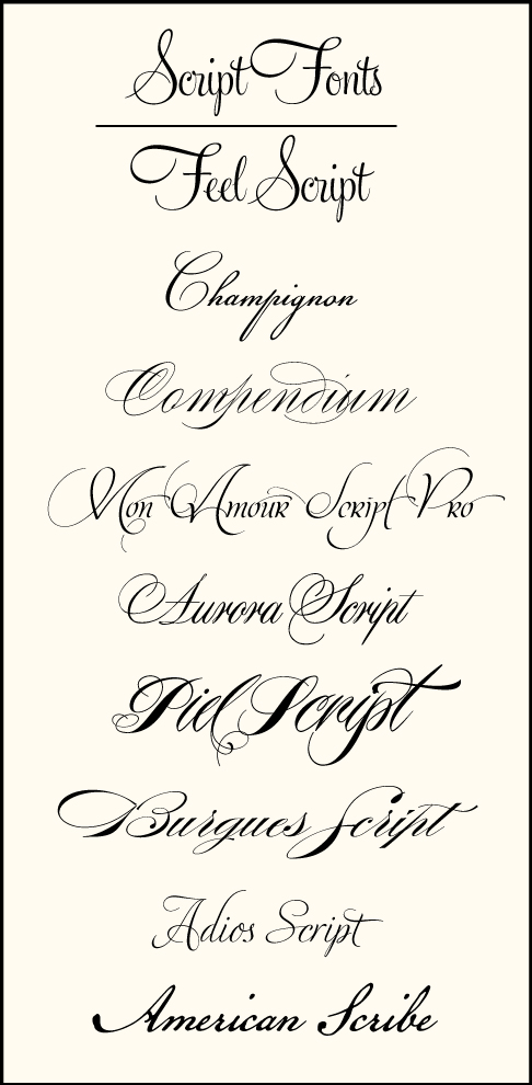 Cursive Calligraphy Fonts Free Download Free Fonts \ Macaroons - christmas list templates