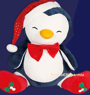 Logo Grande gioco di Natale e vinci gratis un peluche gigante