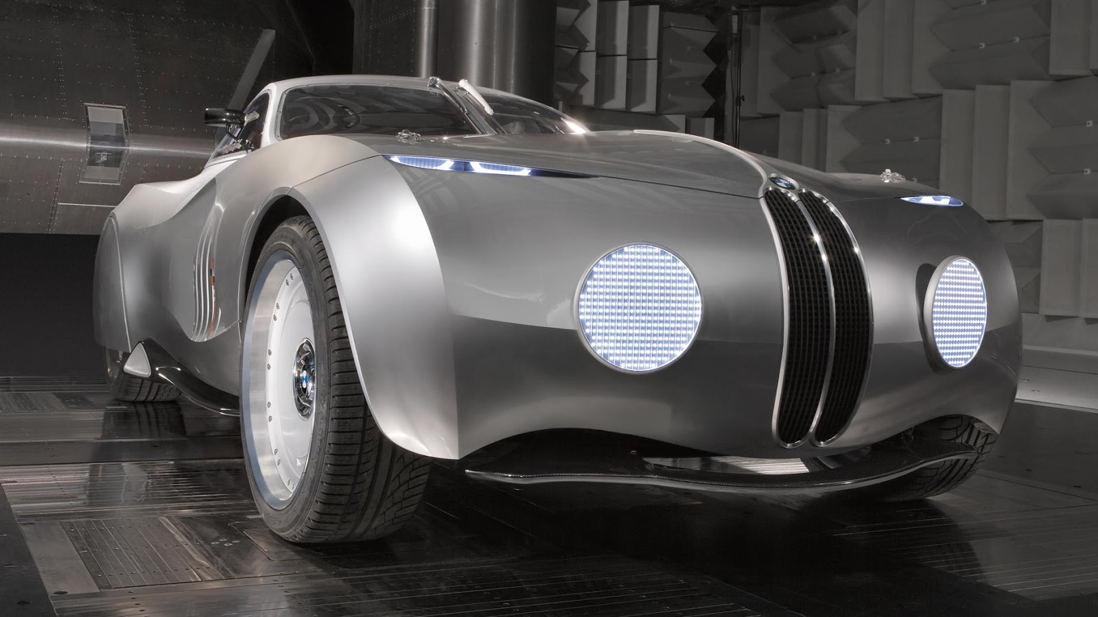 2006: BMW Concept Coupe Mille Miglia