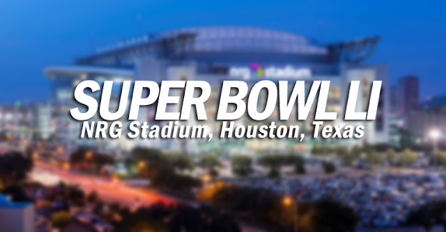 Super Bowl LI 2017 LIVE telecast from NRG Stadium