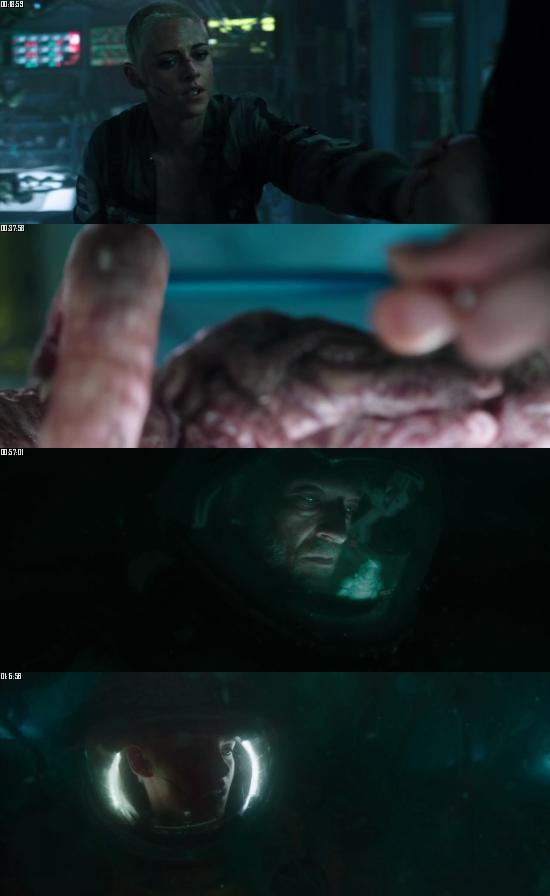 Underwater 2020 BluRay 720p 480p Dual Audio Hindi English Full Movie Download