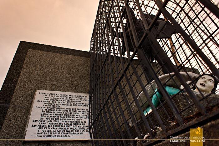 Don Simeon Bernardo grave, malabon cemetery demon
