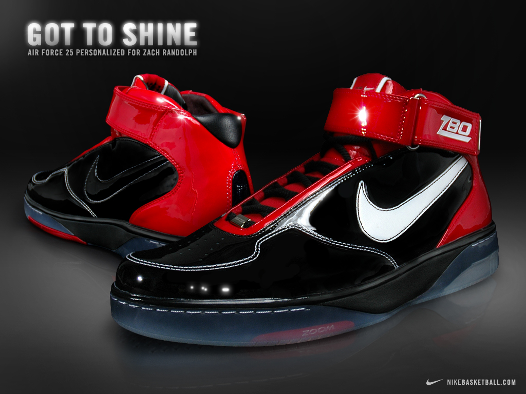 Nike Men S Zoom Live Basketball Shoes