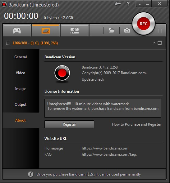 video recording windows 8