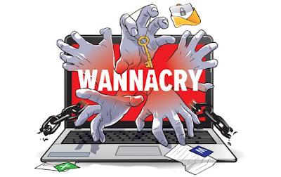 Cara Melindungi dari Virus Wanna Cry