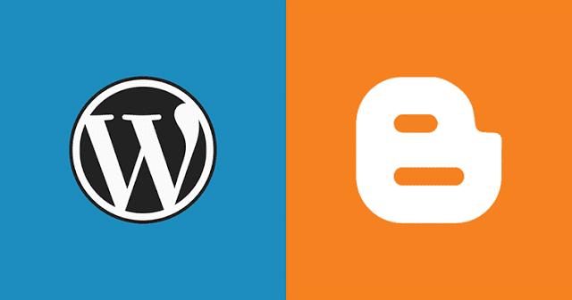 Cara Memindahkan Isi Blog WordPress ke Blogspot dan Blogger ke WP