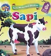 Seri Mengenal Hewan – Sapi – Bilingual & Full Colour