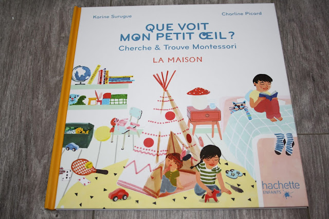 Que voit mon petit oeil ? Cherche et trouve Montessori à la découverte des sons !