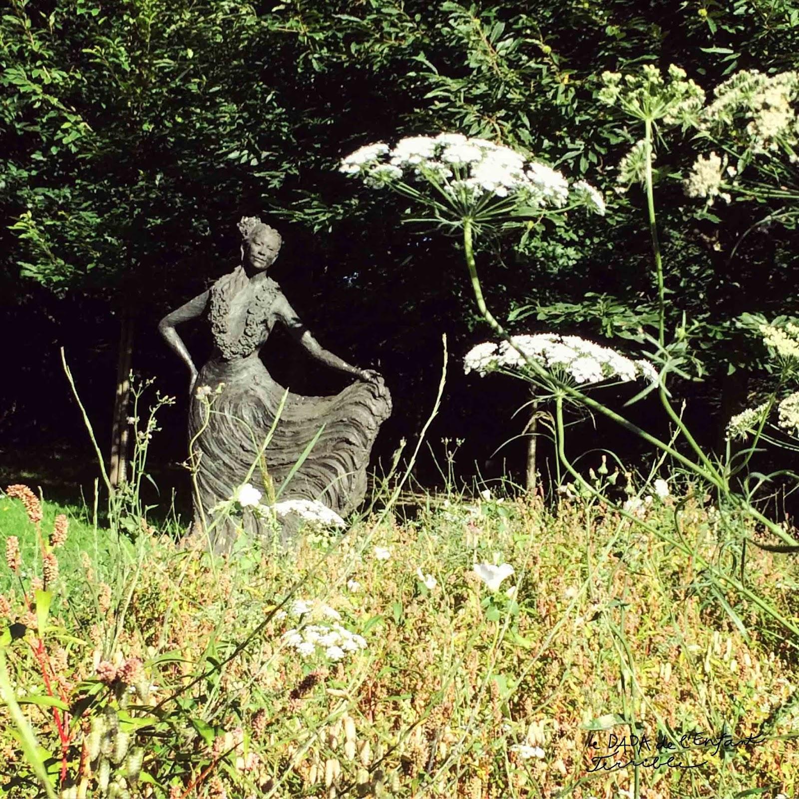 Le dada de l 39 enfant terrible jardin des scupltures for Au jardin de jean pierre