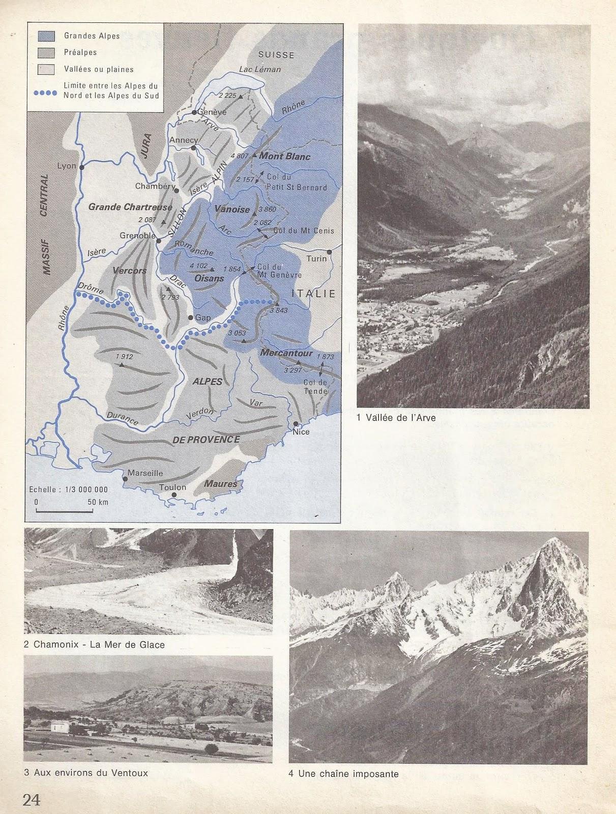 Manuels anciens Porte ouverte sur la géographie CM livret 1