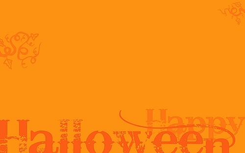 halloween backgrounds orange