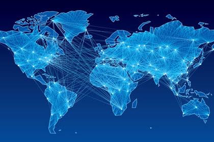 Ini yang Bikin Kamu Bisa Internetan Seluas Dunia