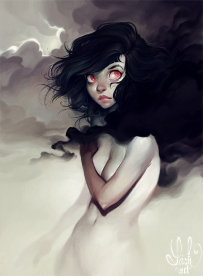 ilustración por Loish | creative emotional illustration art drawings, cool stuff, pictures | imagenes chidas imaginativas bonitas bellas, emociones y sentimientos