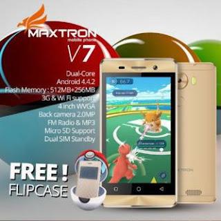 Tutorial Cara Flash Maxtron V7 Menggunakan SP FlashTool Via PC - Mengatasi Bootloop