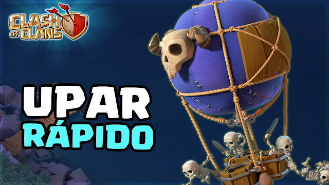 Casa do Construtor - Clash of Clans CoC