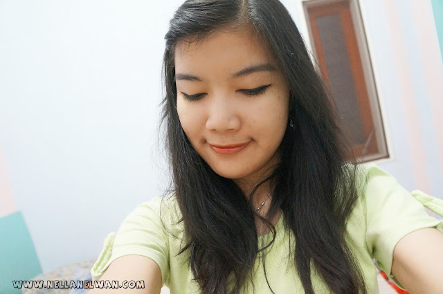 nellanelwan using etude house rosy tint lips no 7