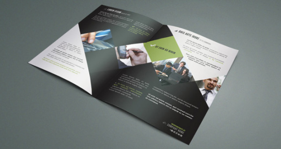 100  Free   Premium Brochure Templates Photoshop PSD InDesign   AI     Free Corporate Brochure Template PSD