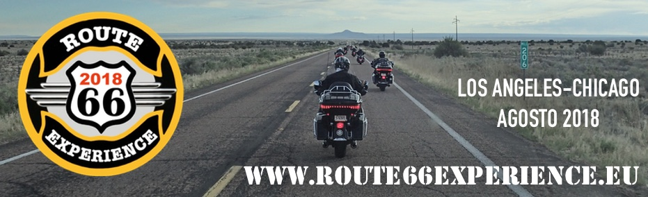 Route 66 Experience August 2018