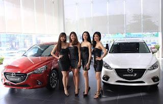 Giá và khuyến mãi xe Mazda tháng 92017