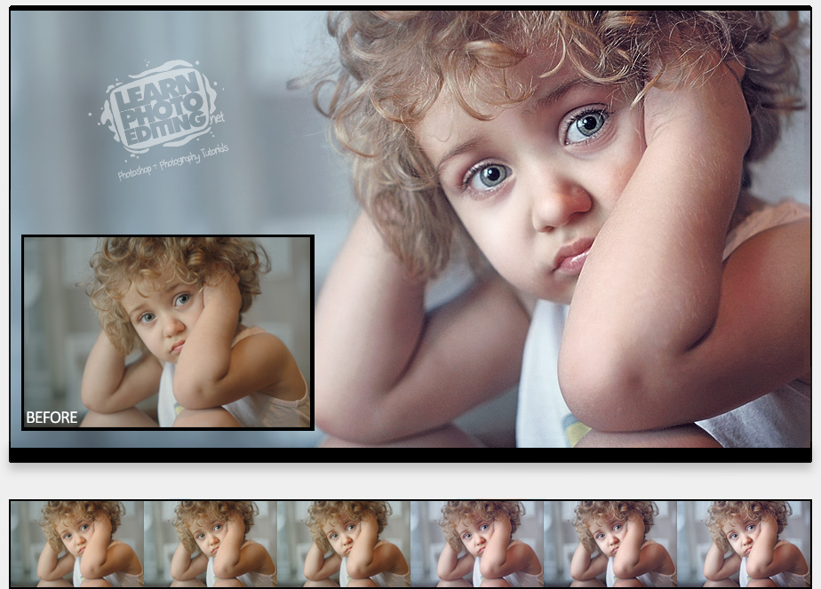 Learn how to make your photos alive with Photoshop